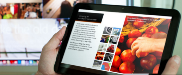 Adobe Digital Publishing Suite