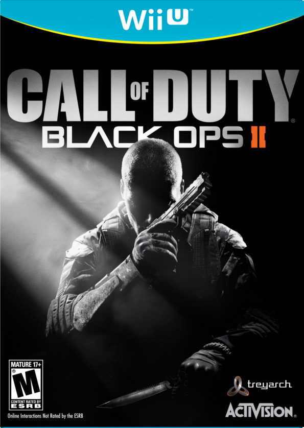Call Of Duty Black Ops II teclaAtecla