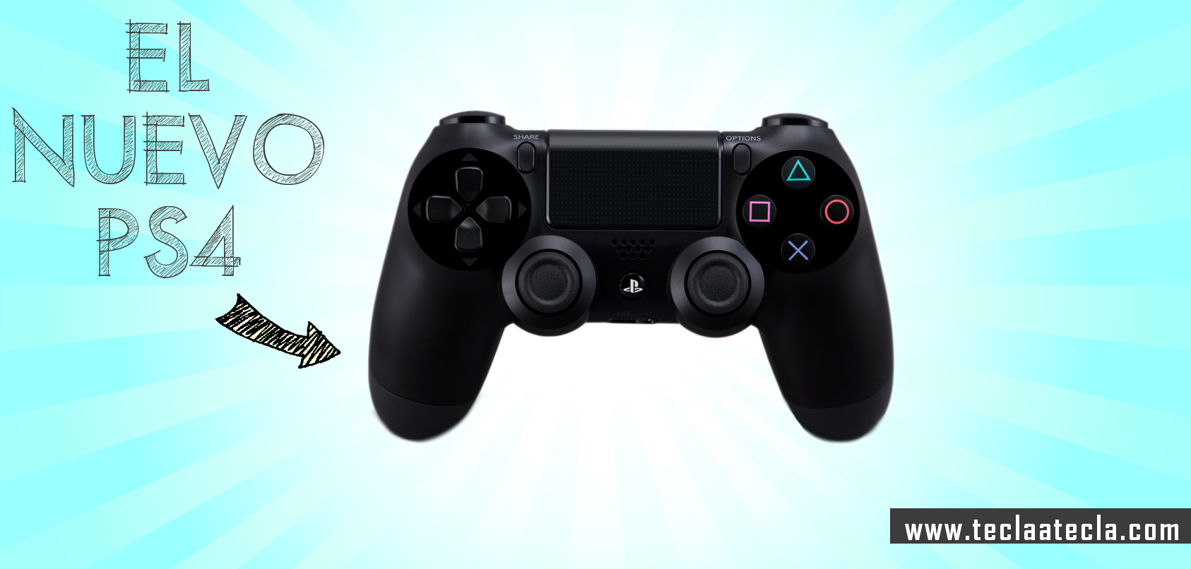 Playstation 4 PS4 TeclaAtecla.com