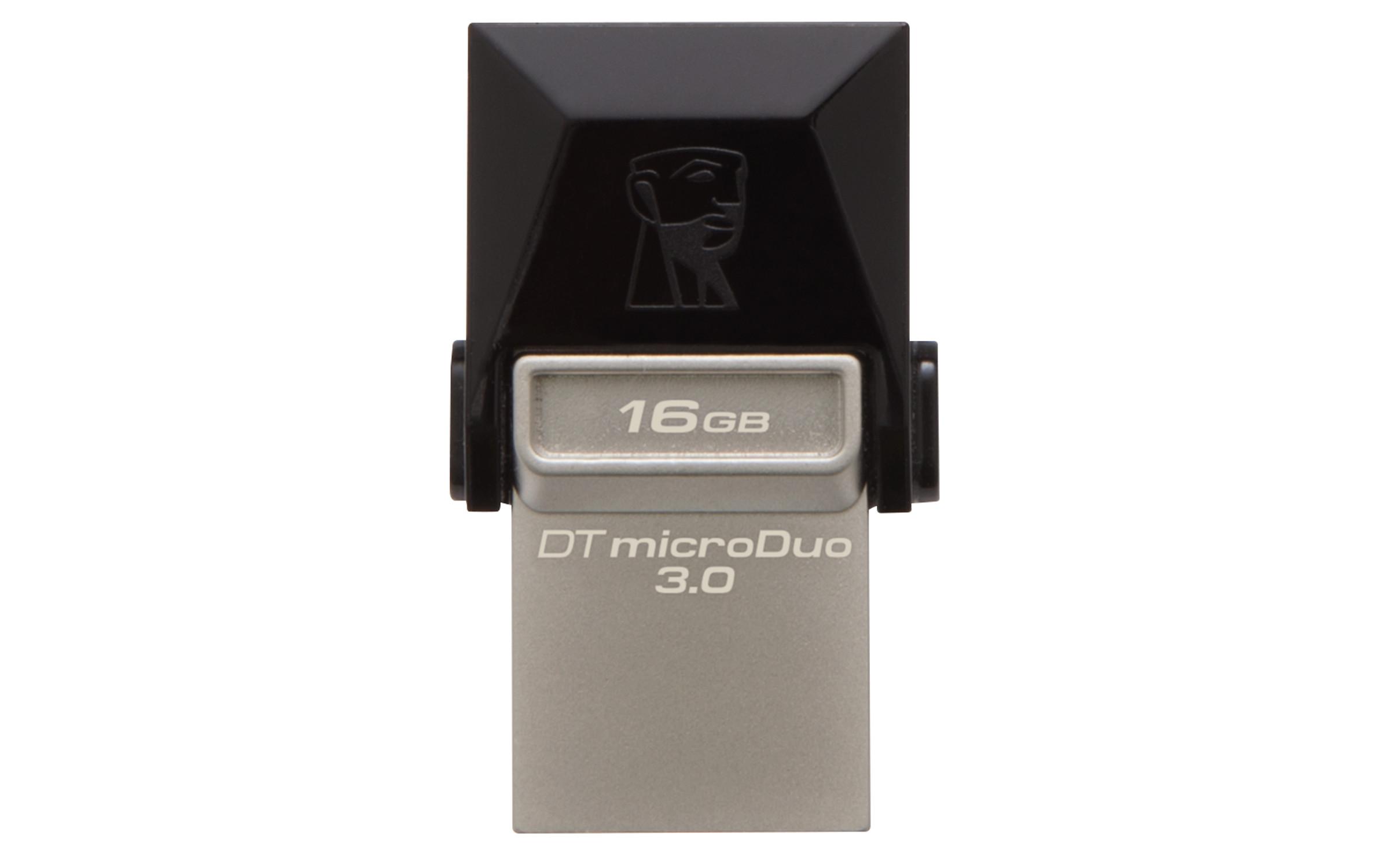 DataTraveler microDuo 3 DTDUO3