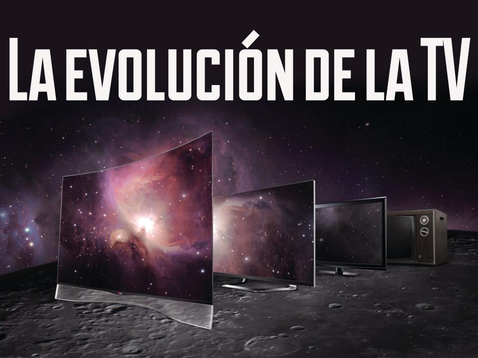 Evolución de la TV