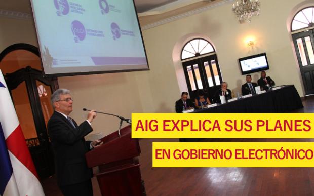 AIg planes Gobierno electrónico