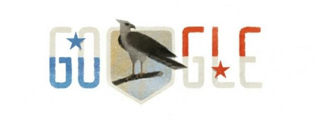 Google Doodle Panamá 2014