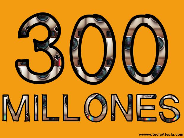 Instagram 300 millones