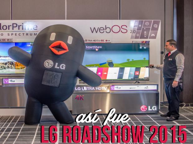 LG Roadshow 2015