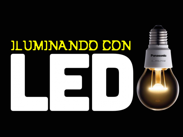 led panasonic Tecla