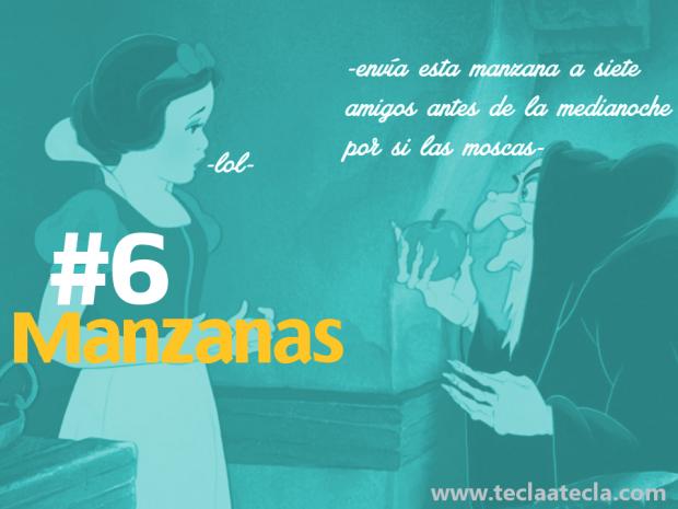 6 Manzanas TeclaAtecla