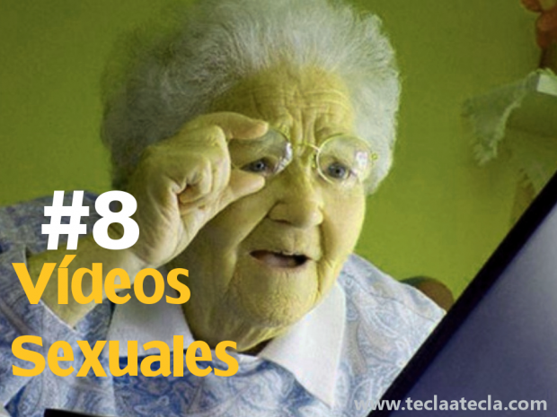 8 Videos Sexuales TeclaAtecla