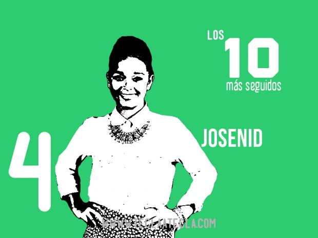 Josenid - Los 10 más seguidos en Redes Sociales