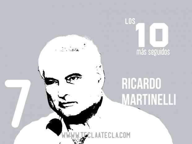 Ricardo Martinelli- Los 10 más seguidos en Redes Sociales