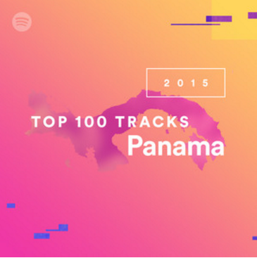 Top Tracks Panama Spotify